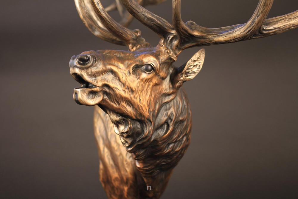 Deal Breaker (shown with custom antlers)