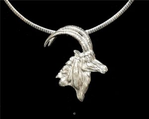 Sable- Sterling Silver Sable- Sterling Silver Silver Pendants Sterling Silver Jewelry